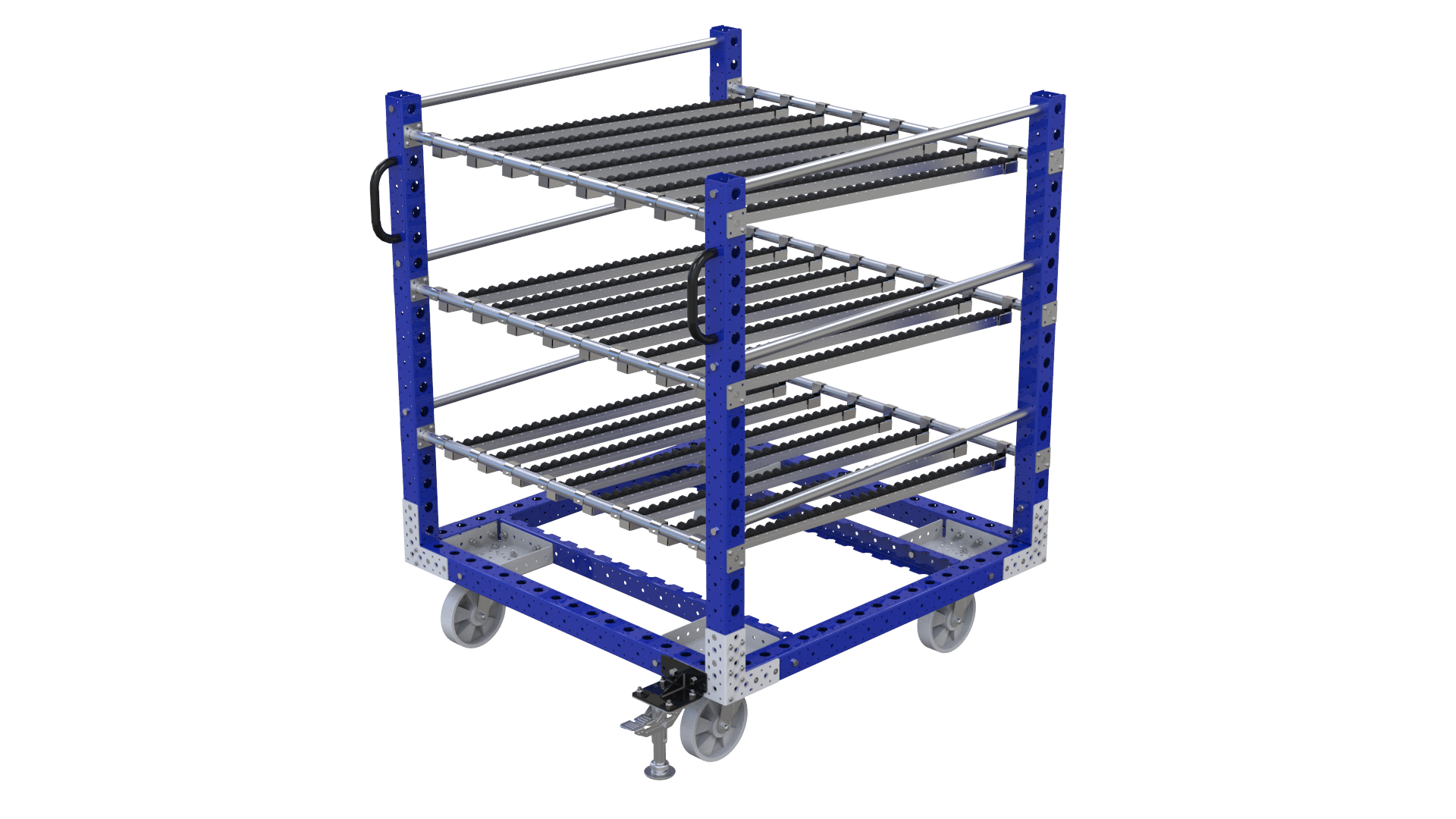 Flow Rack Cart - 1260 x 1260 mm