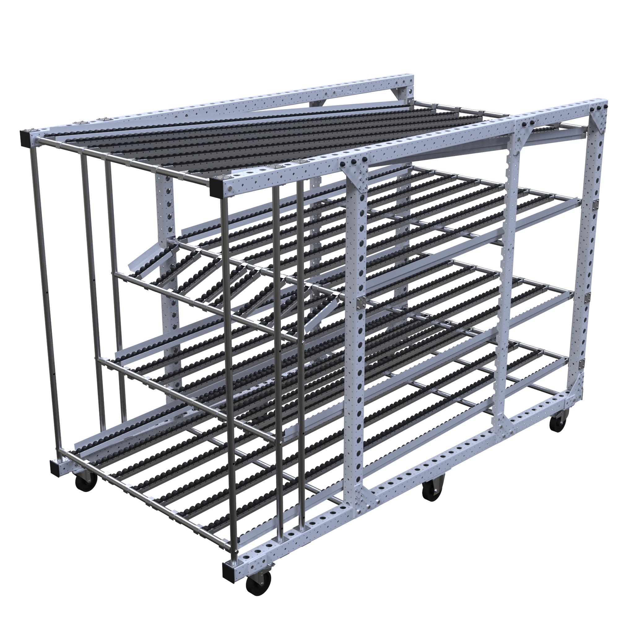 Roller Rail Cart - 2800 x 1320 mm