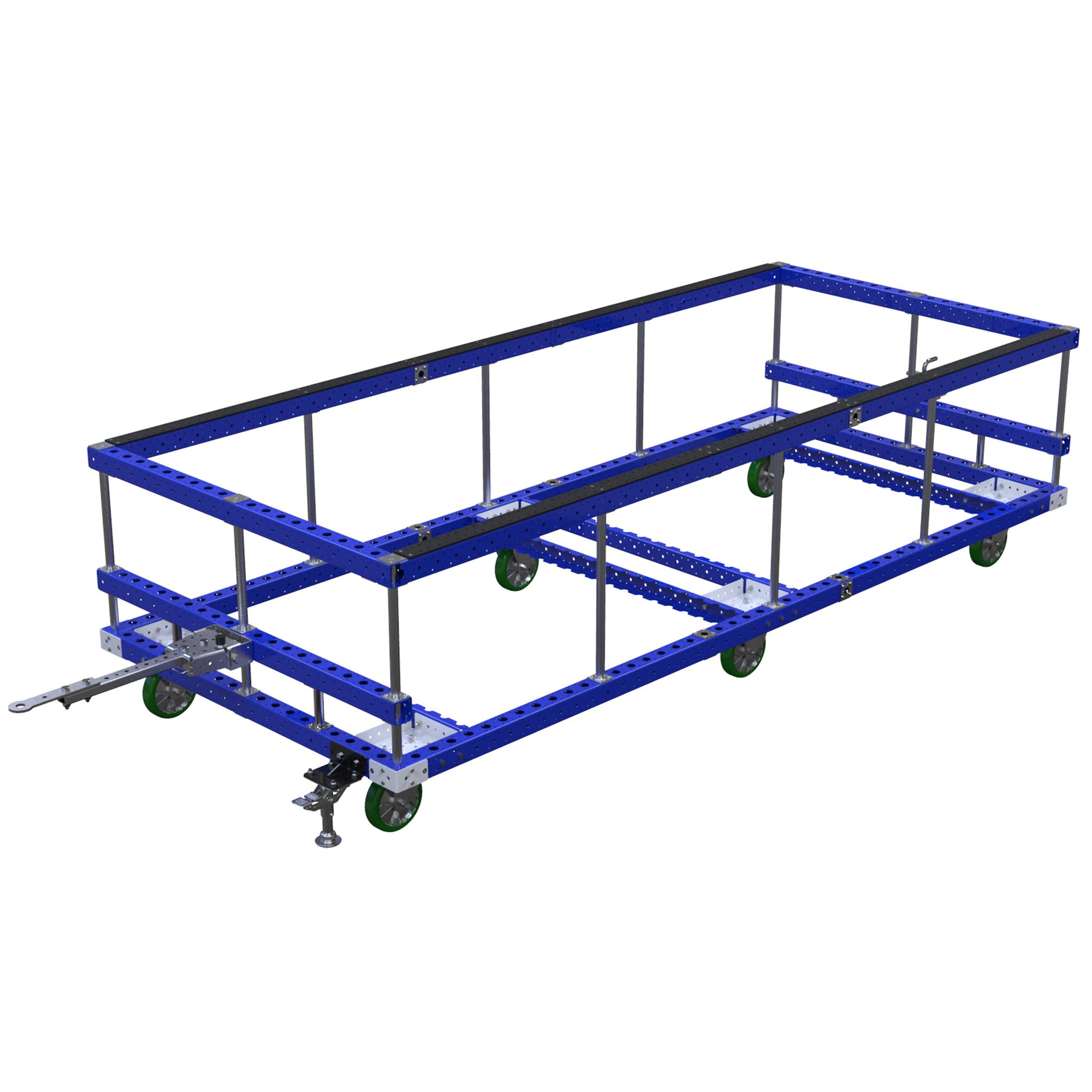 Tugger Cart - 1470 x 3430 mm
