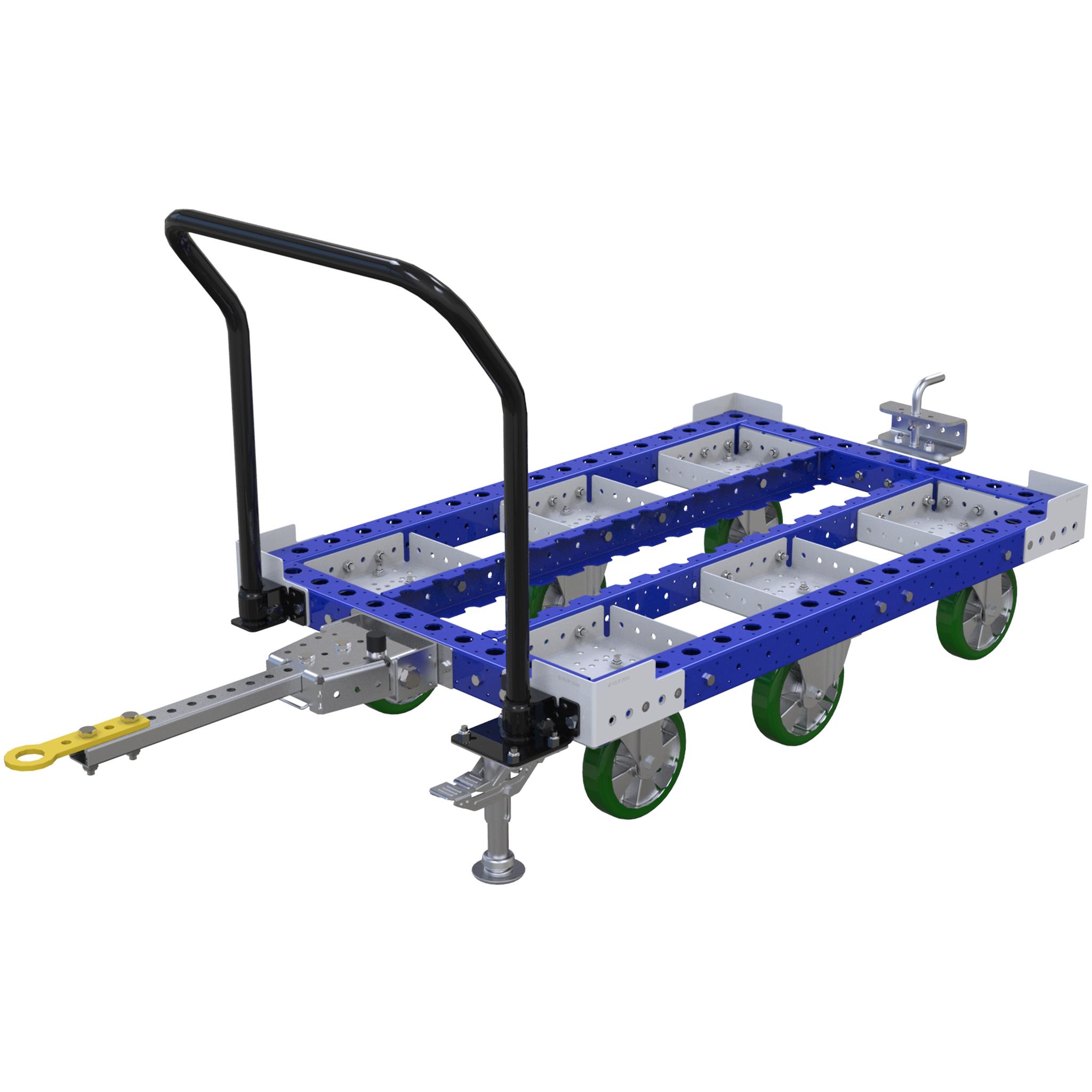 Carro remolcador de palés - 840 x 1260 mm
