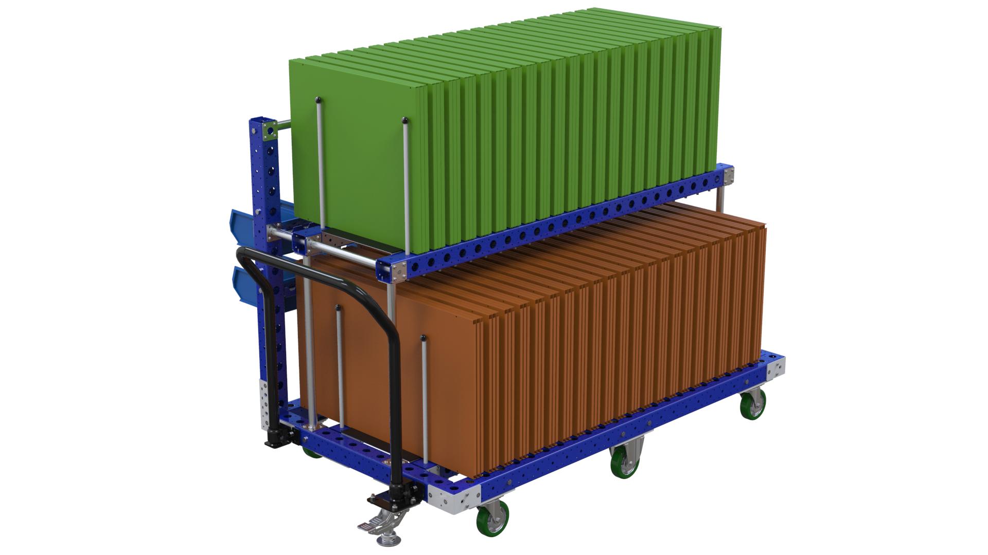 Custom Kit Cart