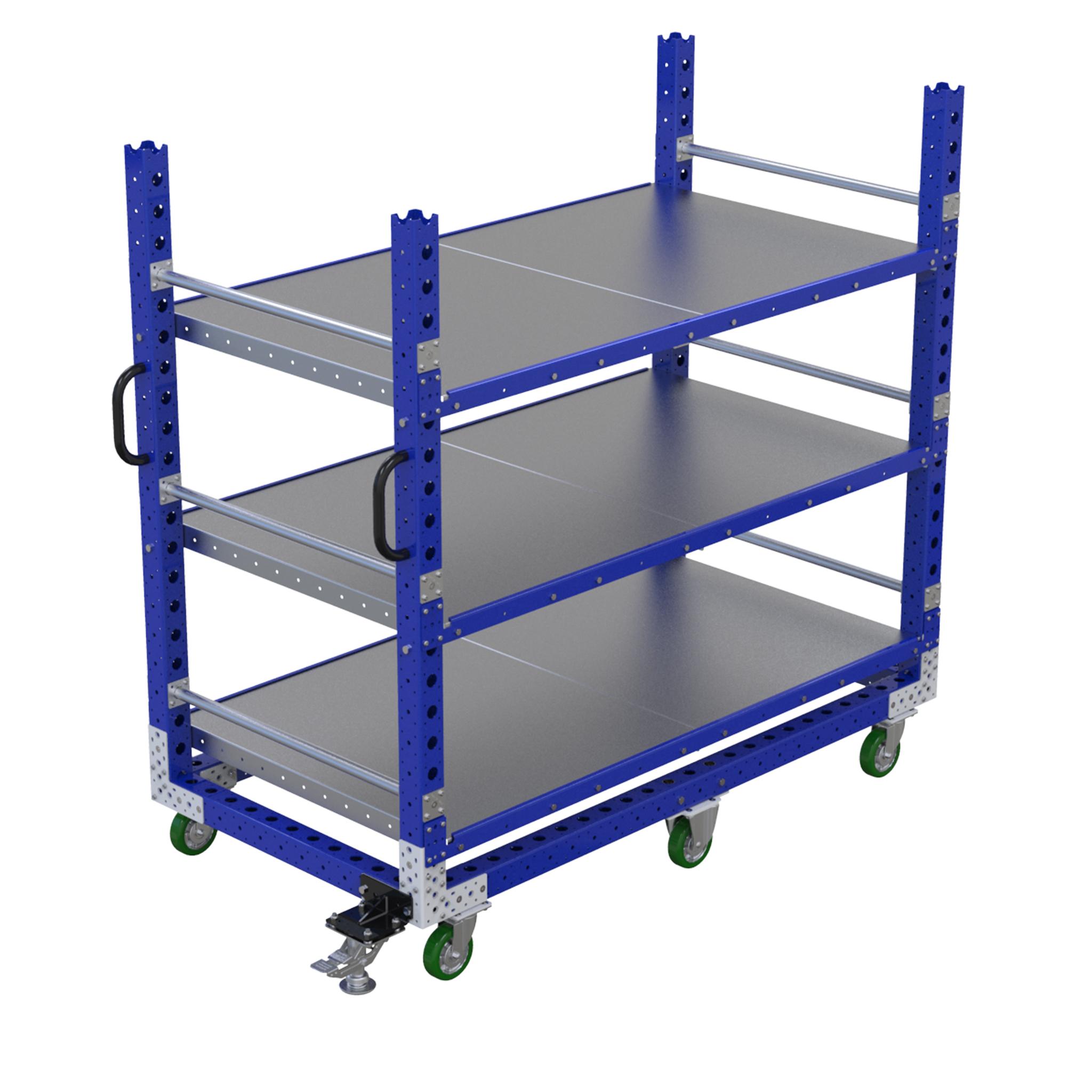 Flat Shelf Cart - 910 x 1750 mm