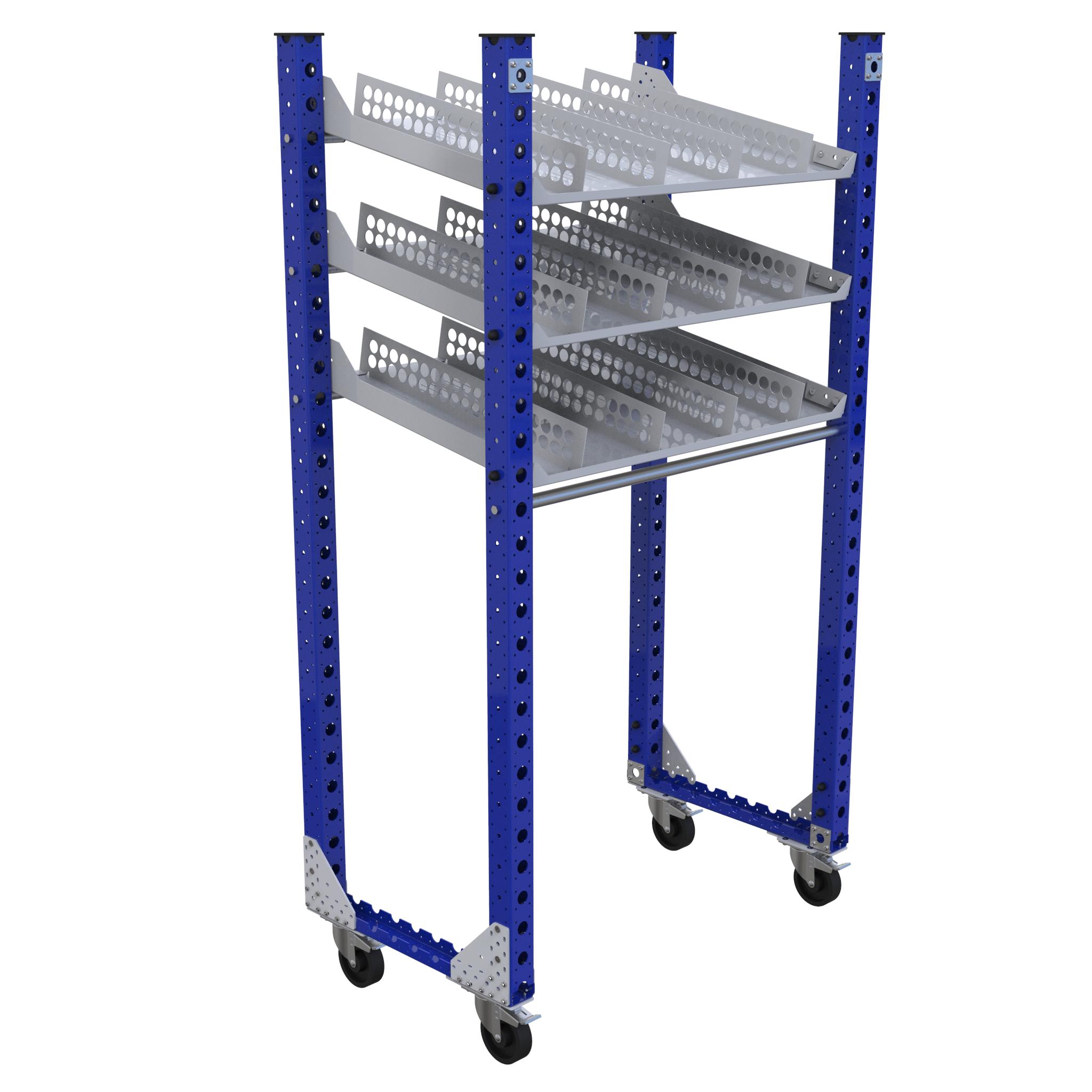 Flow Shelf Cart – 700 x 1190 mm