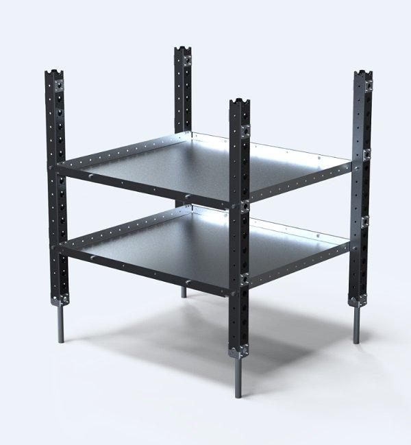 FlexQube top structure