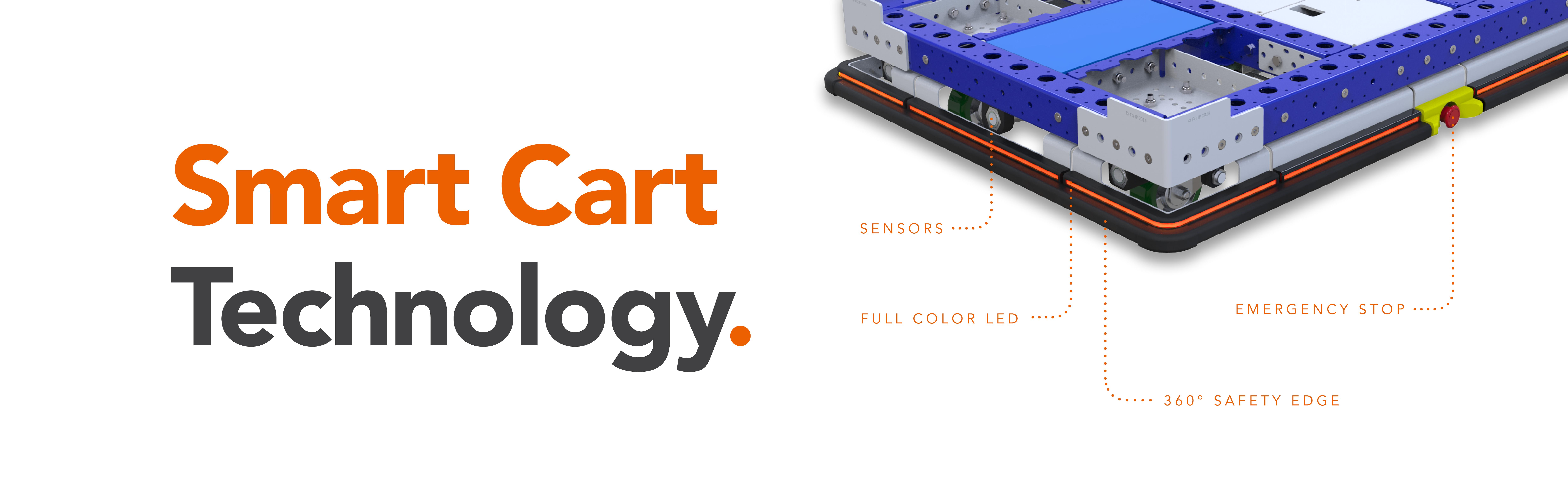 Smart Cart Technology eQart banner