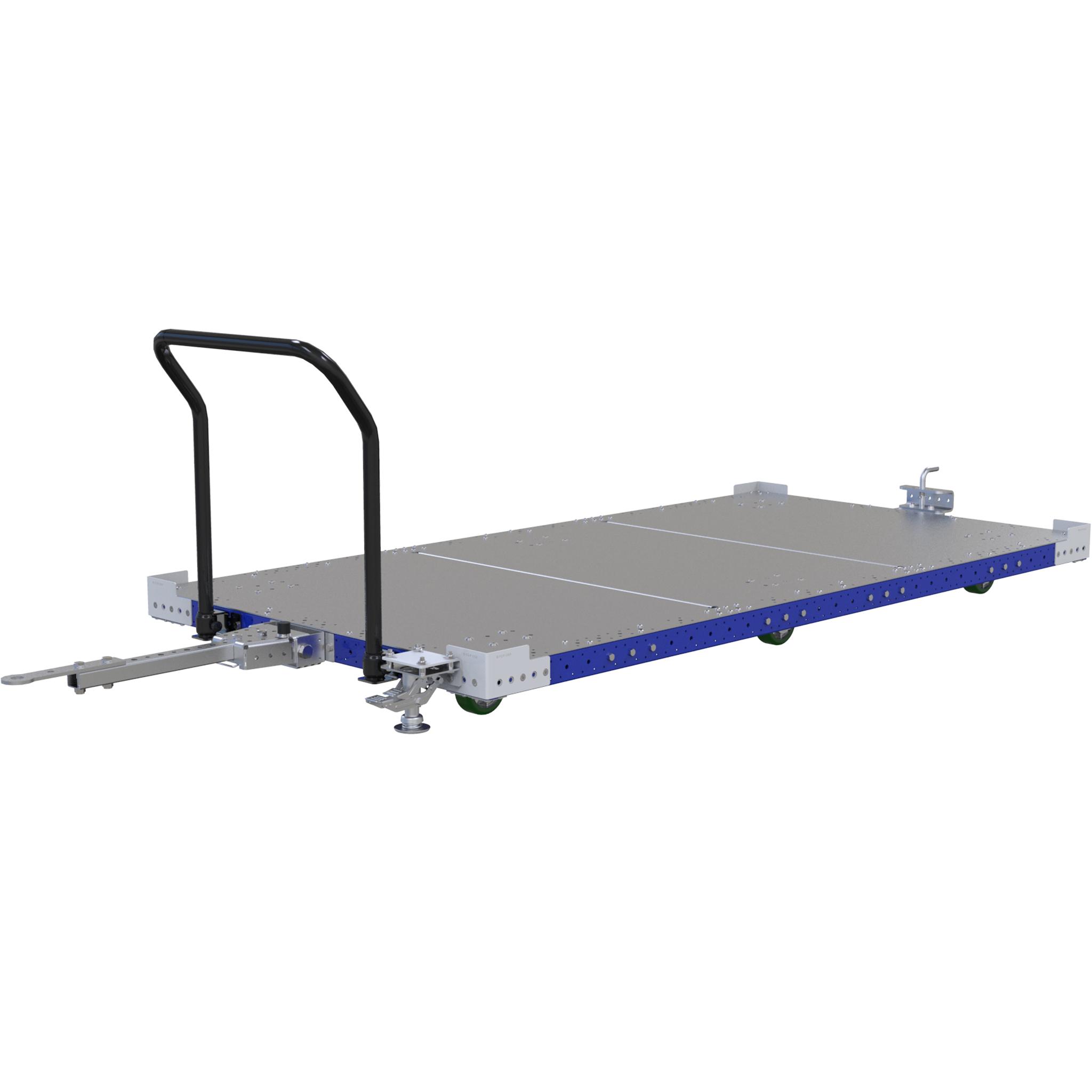 Low Rider Tugger Cart - 1260 x 2450 mm