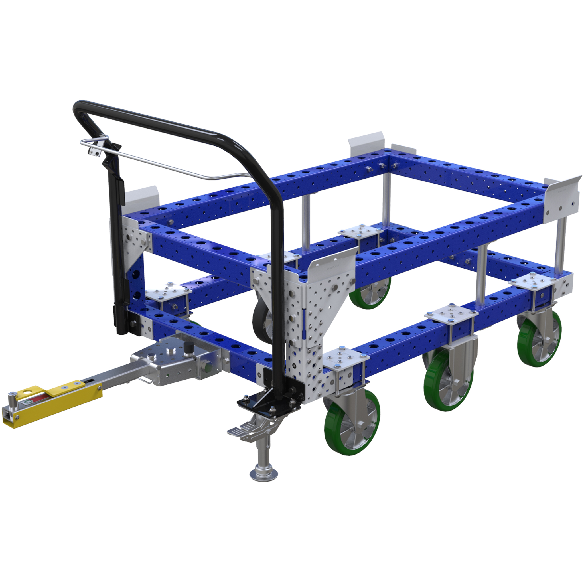 Pallet Cart W. Sub Frame – 840 x 1260 mm