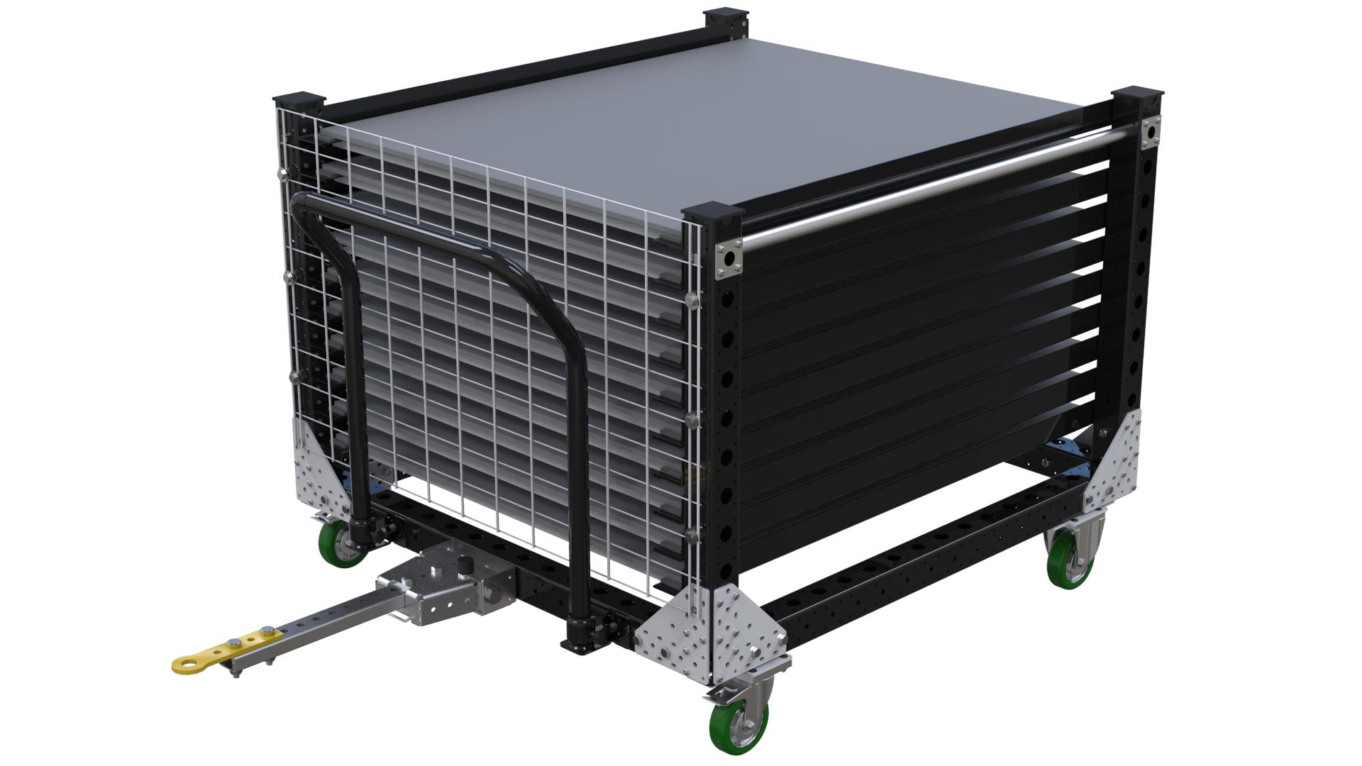 Shelf Cart – 1190 x 1260 mm