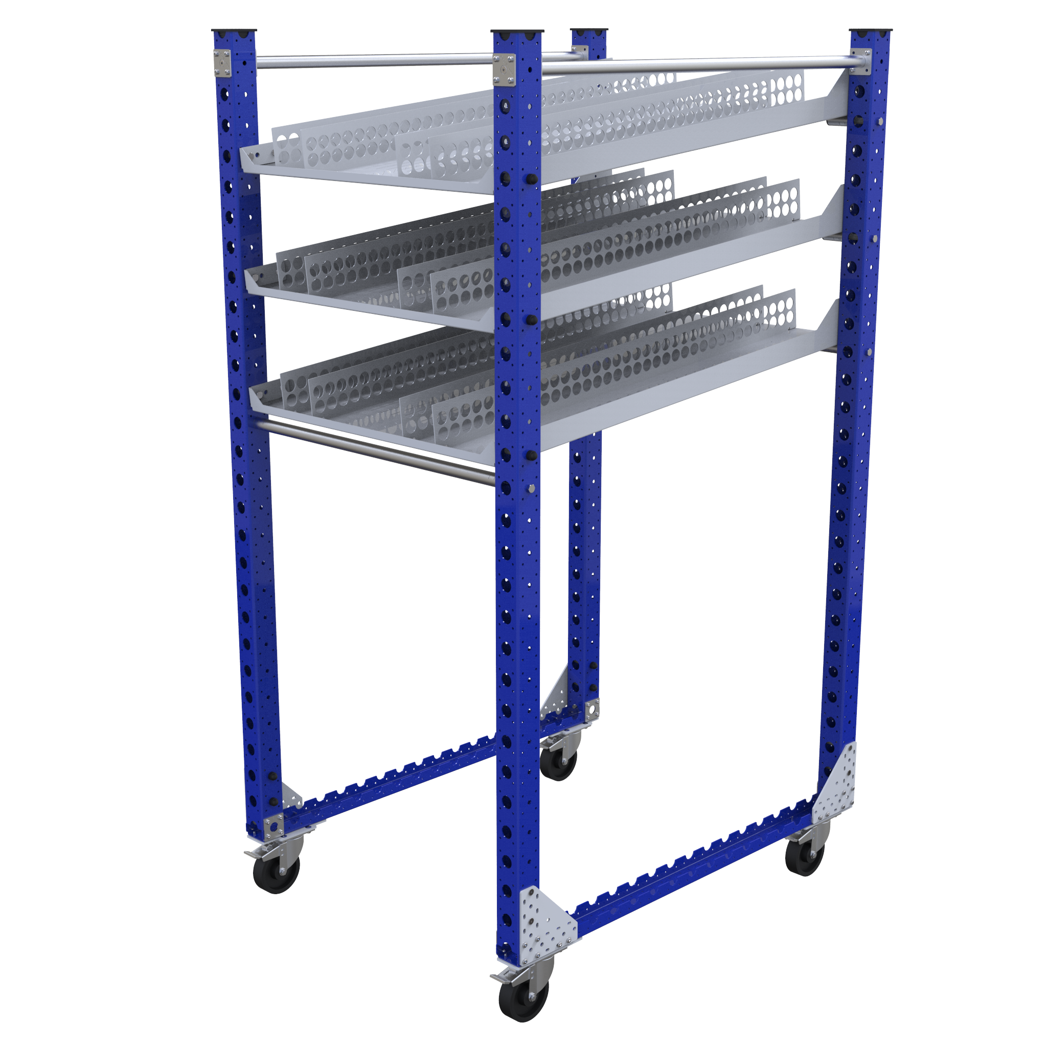 Flow Shelf Cart - 1260 x 990 mm