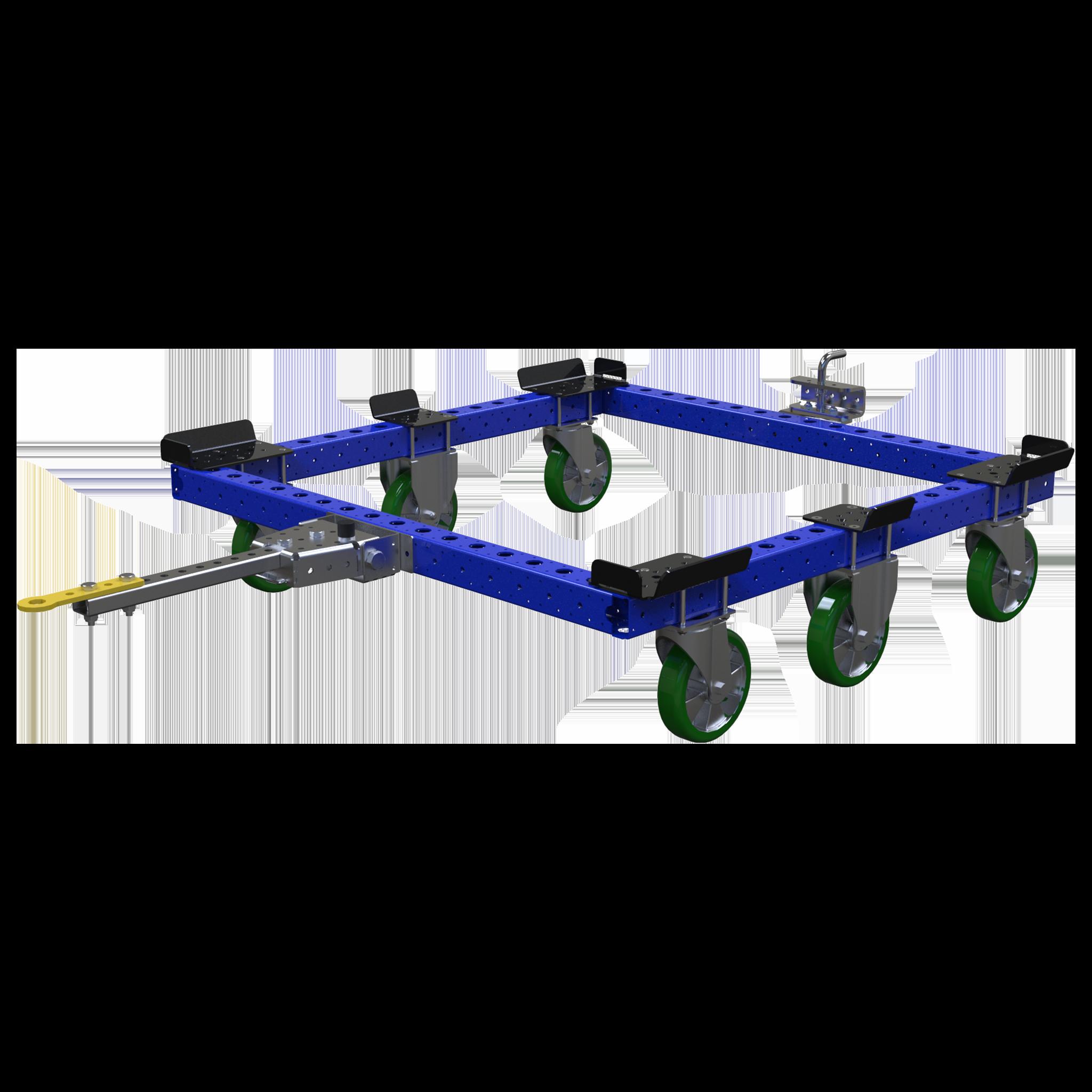 Carro remolcador de palés - 1260 x 1260 mm