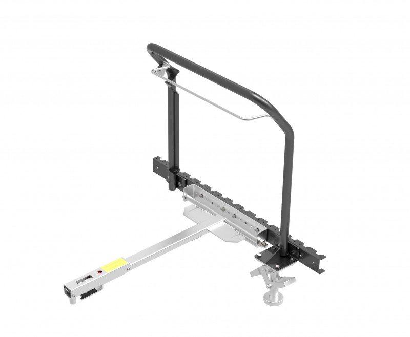 FlexQube Material Handling Towbar