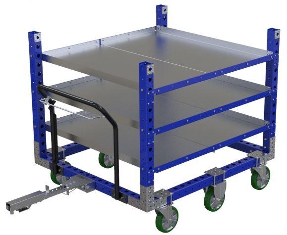 Shelf Cart - 1400 x 1260 mm