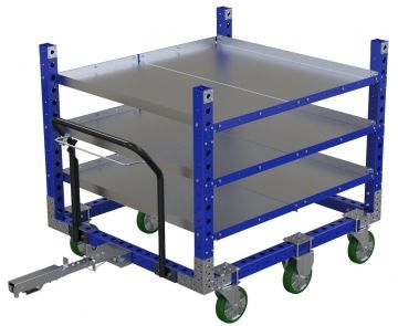 Shelf Cart - 1400 x 1260 mm