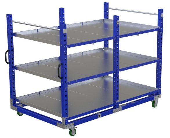 Flat Shelf Cart - 2310 x 1400 mm