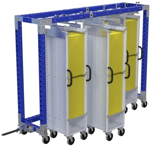 Mother cart 4 in 1 - 2310 x 560 mm