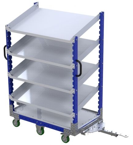 Flow Shelf Cart - 1190 x 700 mm