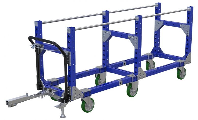 Crankshaft Cart - 2520 x 700 mm