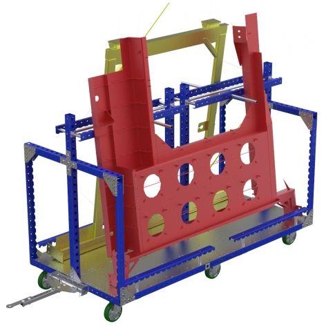 Kit cart - 2800 x 1330 mm