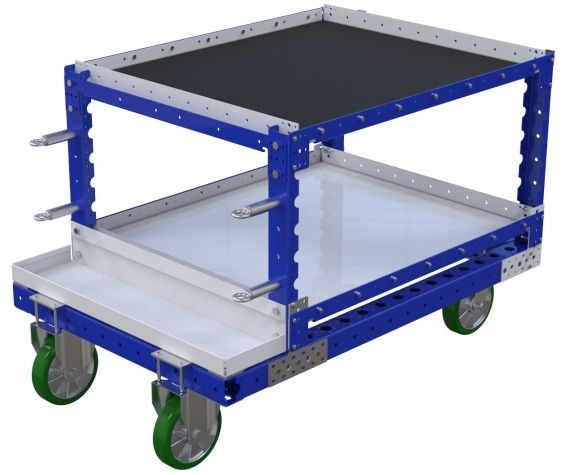 Shelf Cart - 1260 x 840 mm