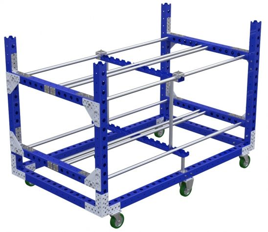 Wheel Cart - 1890 x 1120 mm