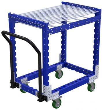 Compartment Cart - 910 x 630 mm