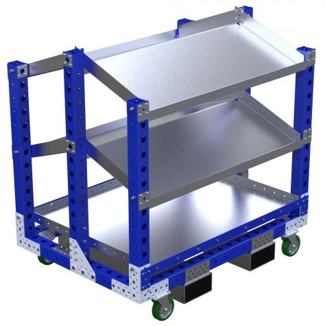 Shelf Cart - 1260 x 910 mm