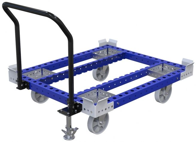 Container Trolley - 48 x 40 inch