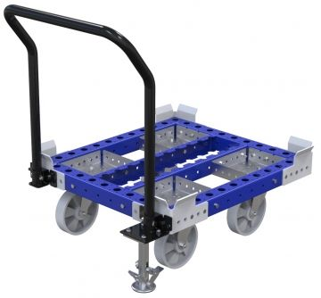 Container Trolley - 30 x 32 inch