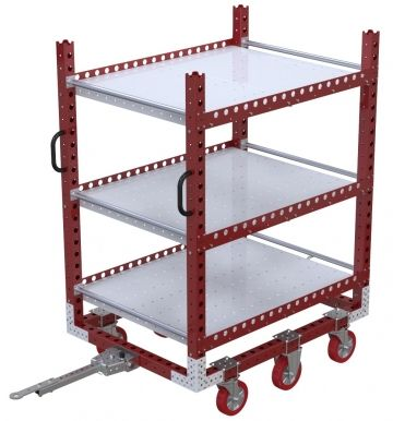 Shelf Cart - 1400 x 1050 mm
