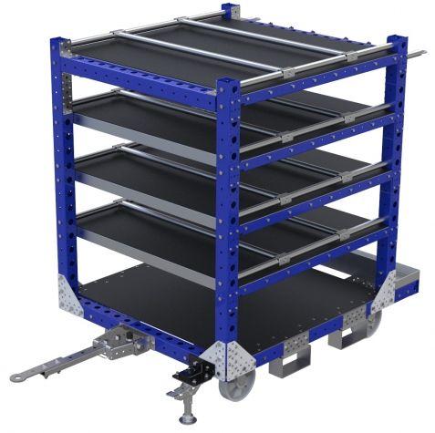 Shelf Cart - 1120 x 1190 mm