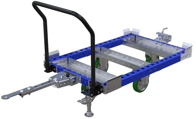 Pallet Tugger Cart – 840 x 1260 mm