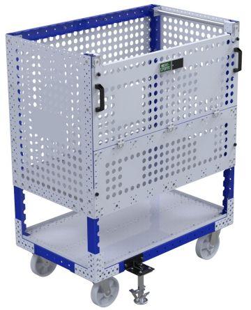 Bin Cart – 770 x 1260 mm