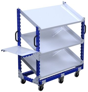 Flow shelf Cart – 630 x 1400 mm