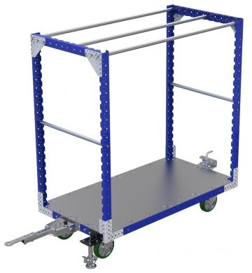 Tugger Kit Cart - 840 x 1610 mm