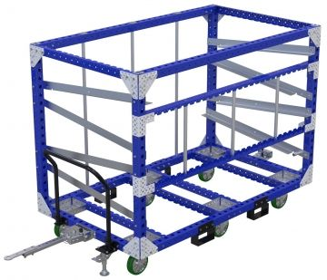 Cart for Rolls - 1260 x 2170 mm