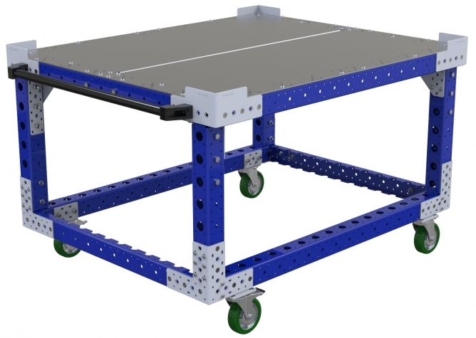 Two Level Pallet Cart - 1050 x 1260 mm