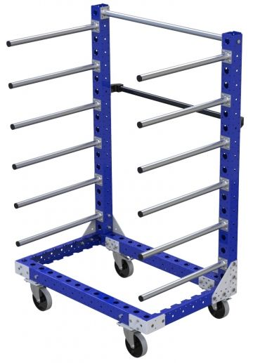 Cart for Hanging - 630 x 980 mm