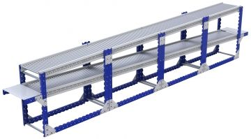 Flow Rack - 500 x 4760 mm