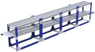 Flow Rack - 500 x 4760 mm