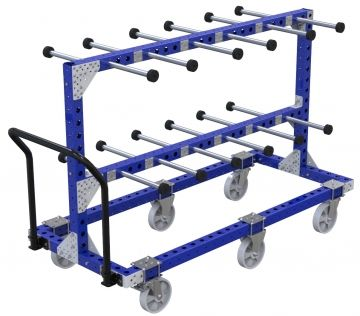 Cart for Hanging - 840 x 1960 mm