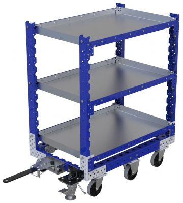 Shelf Cart - 630 x 980 mm