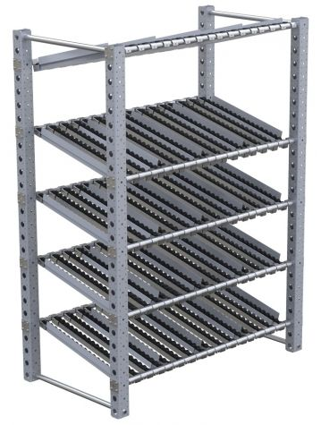 Flow Roller Rack - 770 x 1400 mm