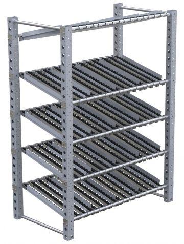 Flow Roller Rack - 770 x 1400 mm