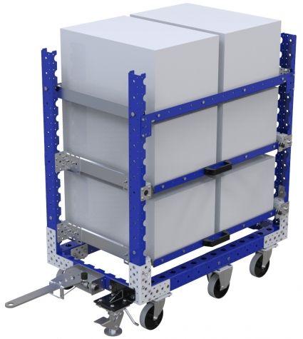 Flat Shelf Cart - 630 x 1050 mm