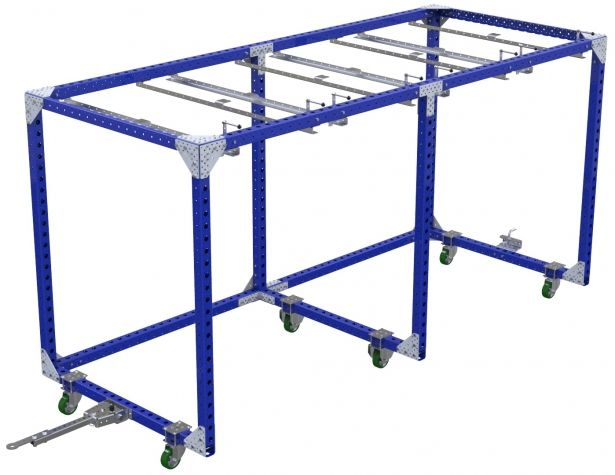Mother Cart 4 in 1 - 1540 x 3570 mm