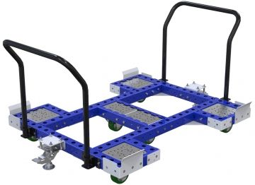 Trolley for Pallets - 1120 x 1330 mm