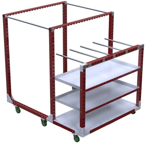 Door Cart - 1330 x 2170 mm