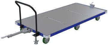 Tugger Cart - 1260 x 2590 mm