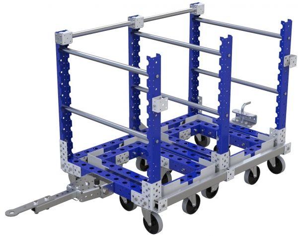 Daughter Pallet Cart - 420 x 630 mm