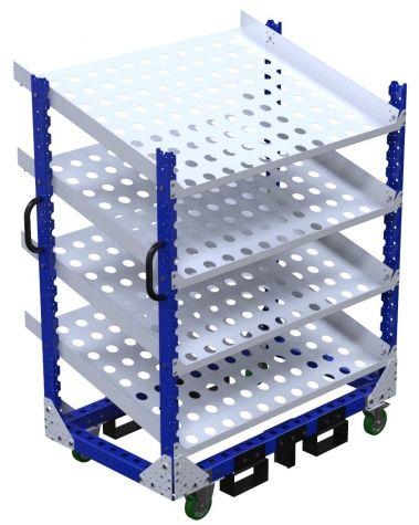 Floor Shelf Cart - 770 x 1330 mm